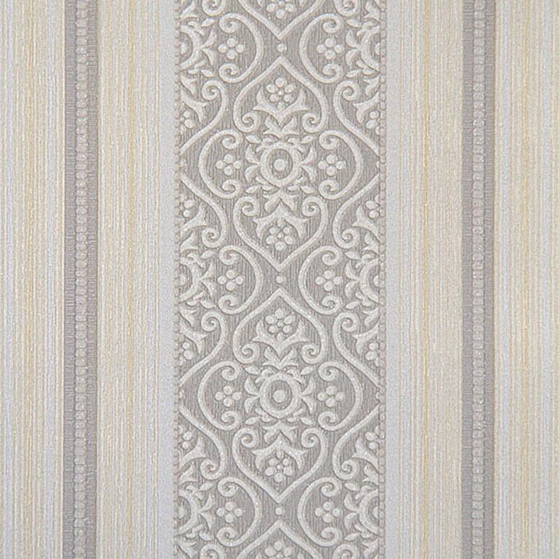 Papier Peint Moderne en Rayures Verticales (57 sq.ft/Rouleau) (DK-BL07052)