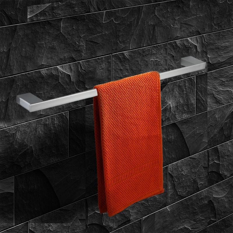 barre porte serviettes de po laiton fini chrome 1109 decoraport canada. Black Bedroom Furniture Sets. Home Design Ideas