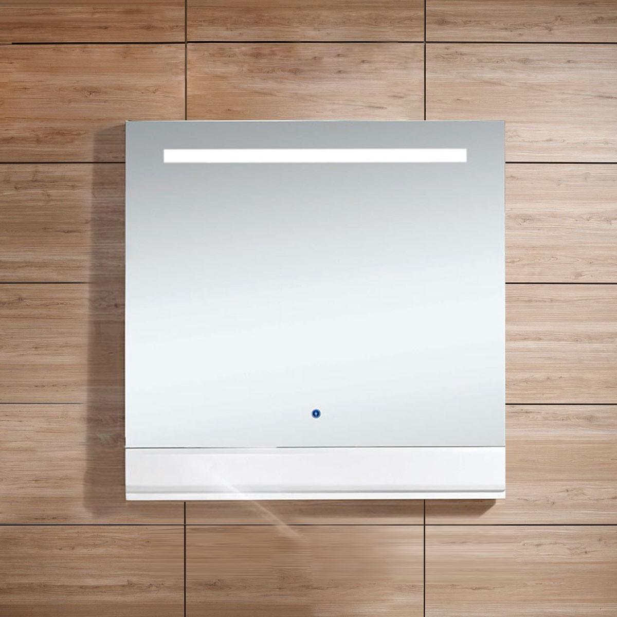 31 x 31 po Miroir LED pour Meuble Salle de Bain (DK-613800-M)