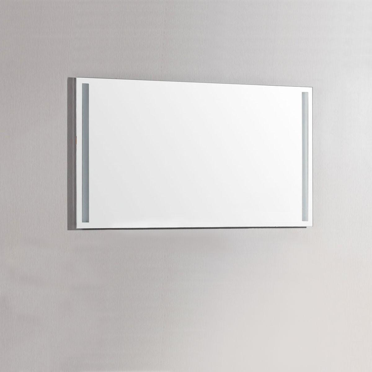48 x 28 po Miroir pour Meuble Salle de Bain (DK-T9126B-M)