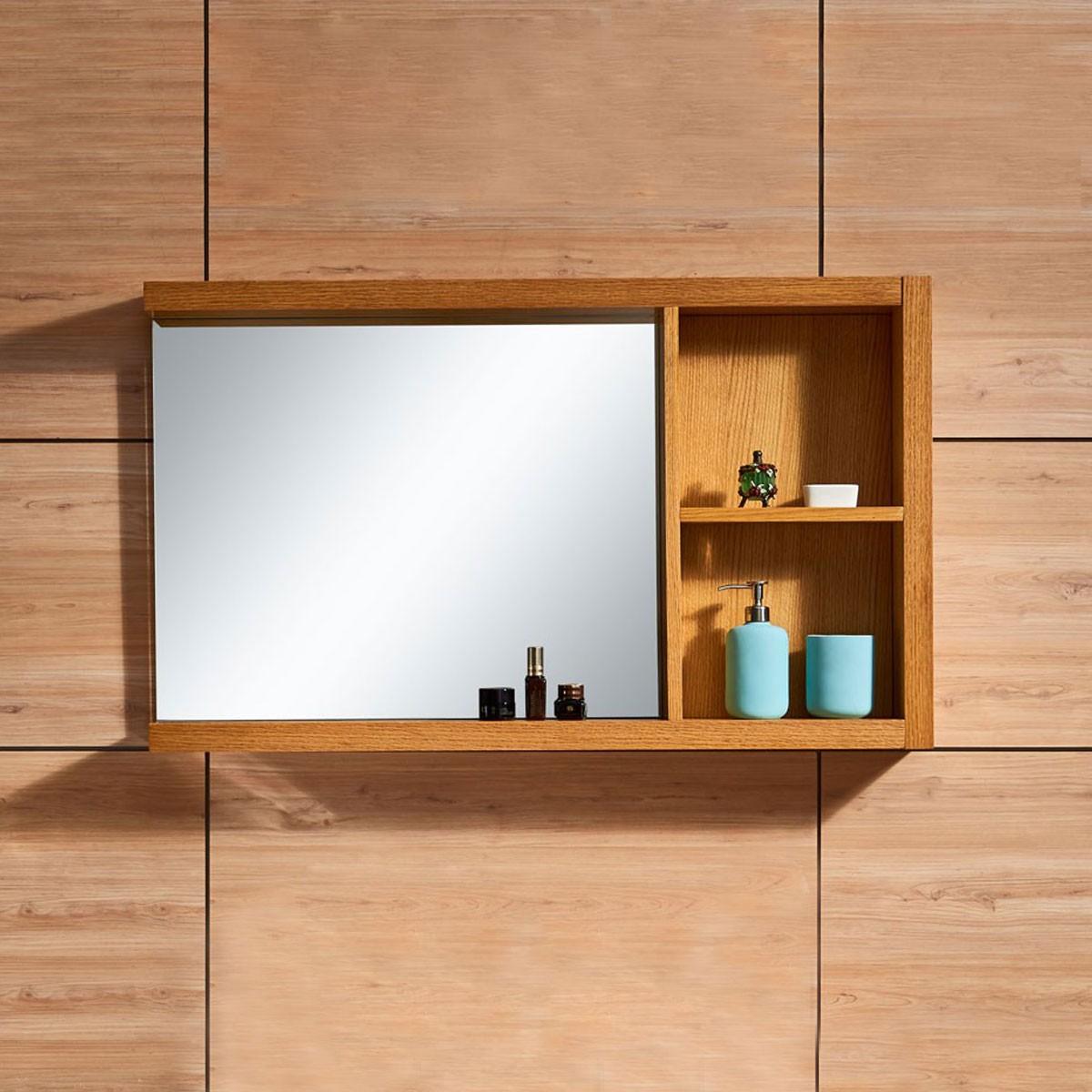 47 x 24 po Miroir pour Meuble Salle de Bain (DK-667120-M)