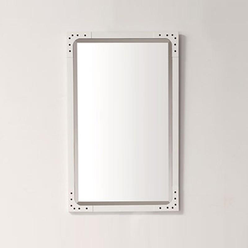 22 x 35 po Miroir pour Meuble Salle de Bain (DK-5930-W-M)
