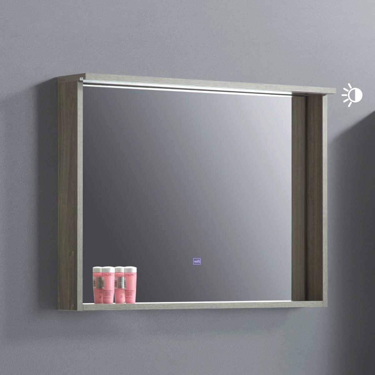 32 x 24 po Miroir pour vanité avec étagère (VSW8001-M)