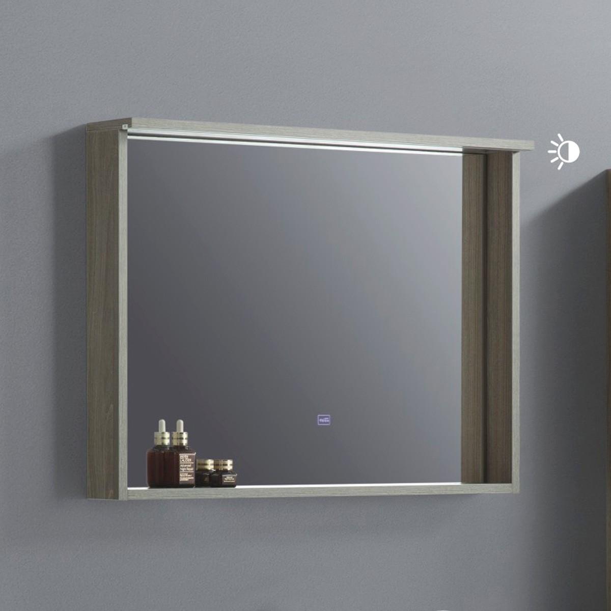 32 x 24 po Miroir pour vanité avec étagère (VSW8002-M)