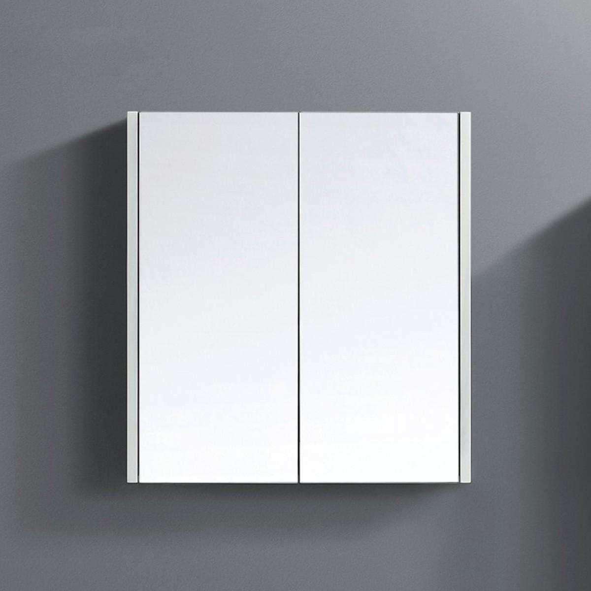 24 x 26 po Armoire-miroir pour vanité à deux portes (VSW8003-M)