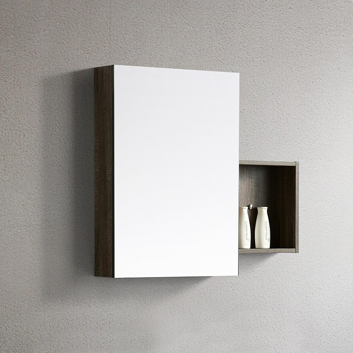 34 x 30 po Armoire-miroir pour vanité avec étagère (G8295-M)