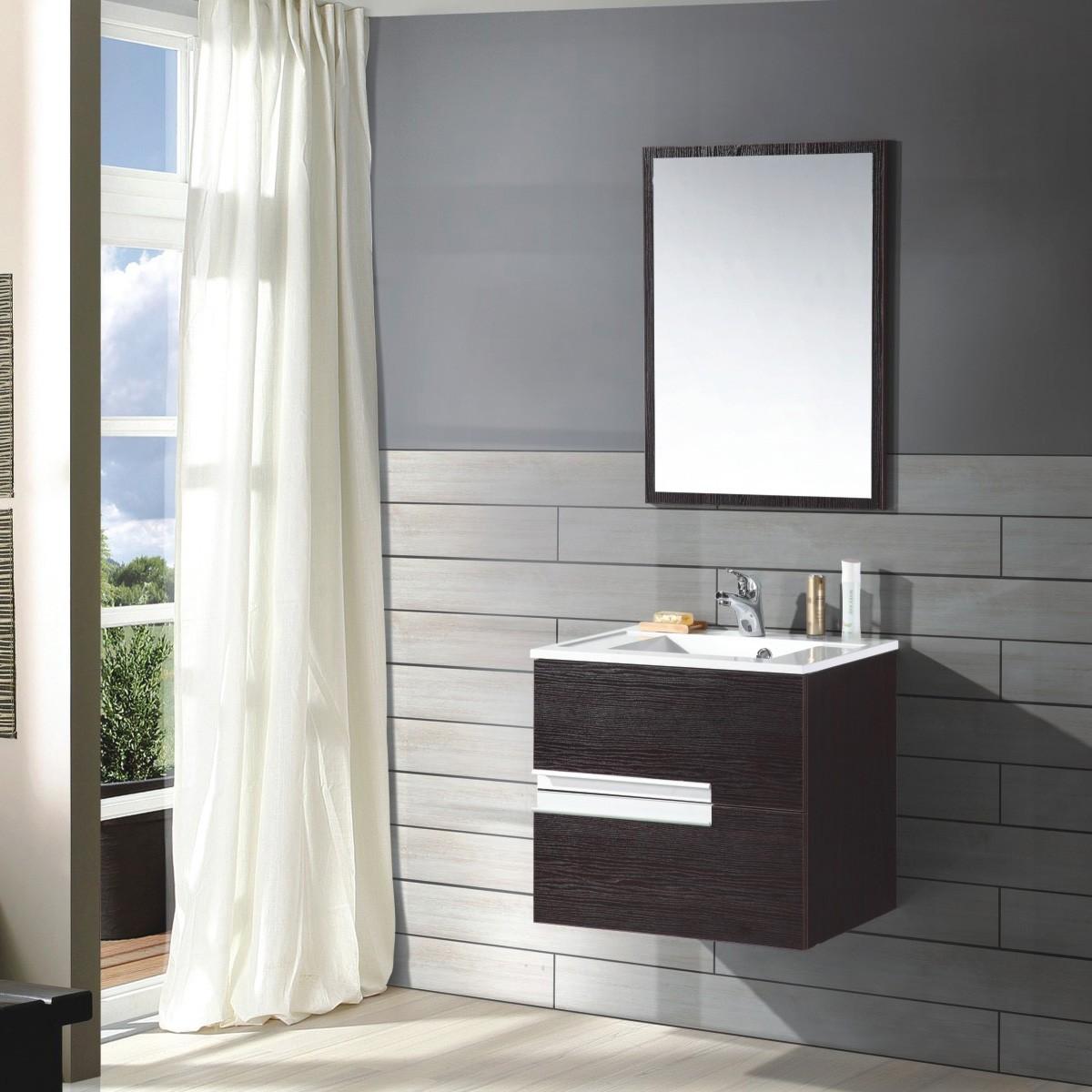 Ensemble de vanité 24 po avec miroir (MG600A-SET)