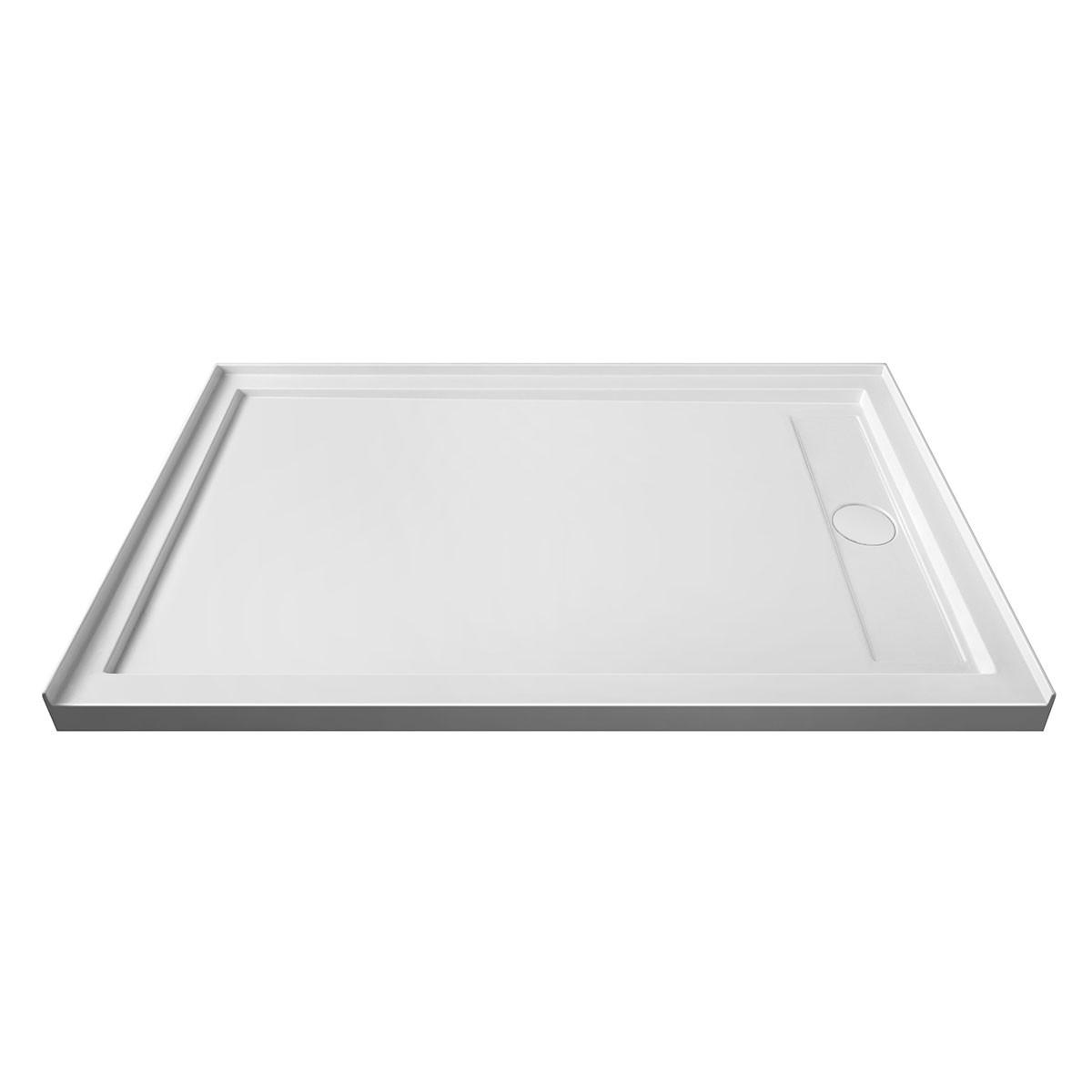 "Base de douche rectangulaire 60"" x 36"" (DK-STA-18005)"
