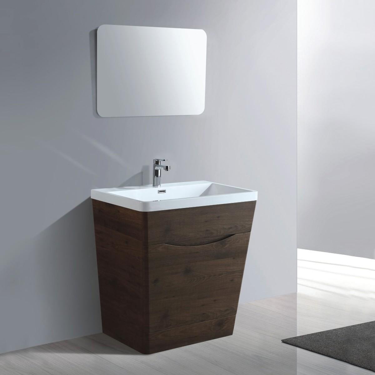 Ensemble de vanité 32 po avec miroir (MY8001-SET)