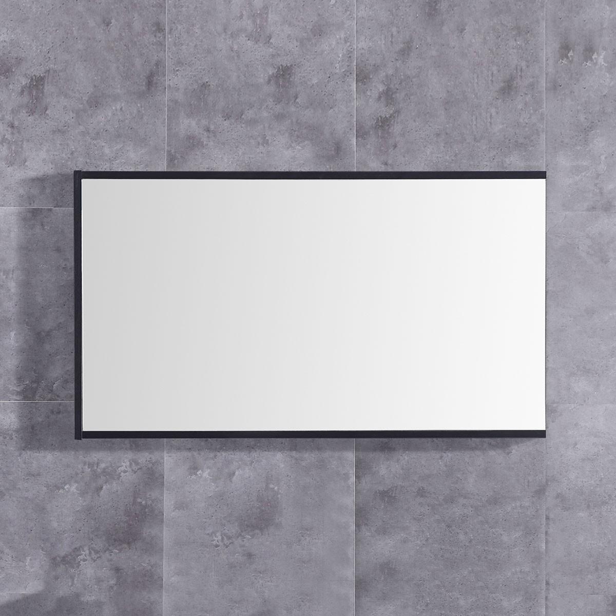 40 x 28 po Miroir pour vanité avec cadre en bois (DK-TH9032-M)