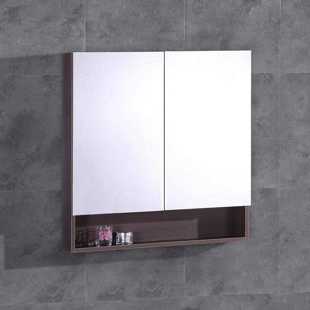 32 x 32 po Miroir pharmacie (DK-T5007-M)