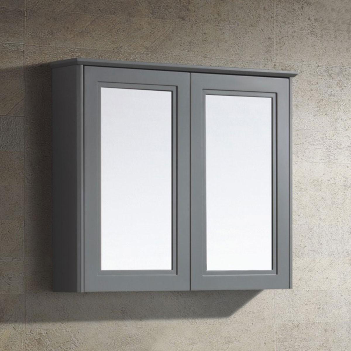 31 x 26 po Armoire-Miroir (BR8002-M)