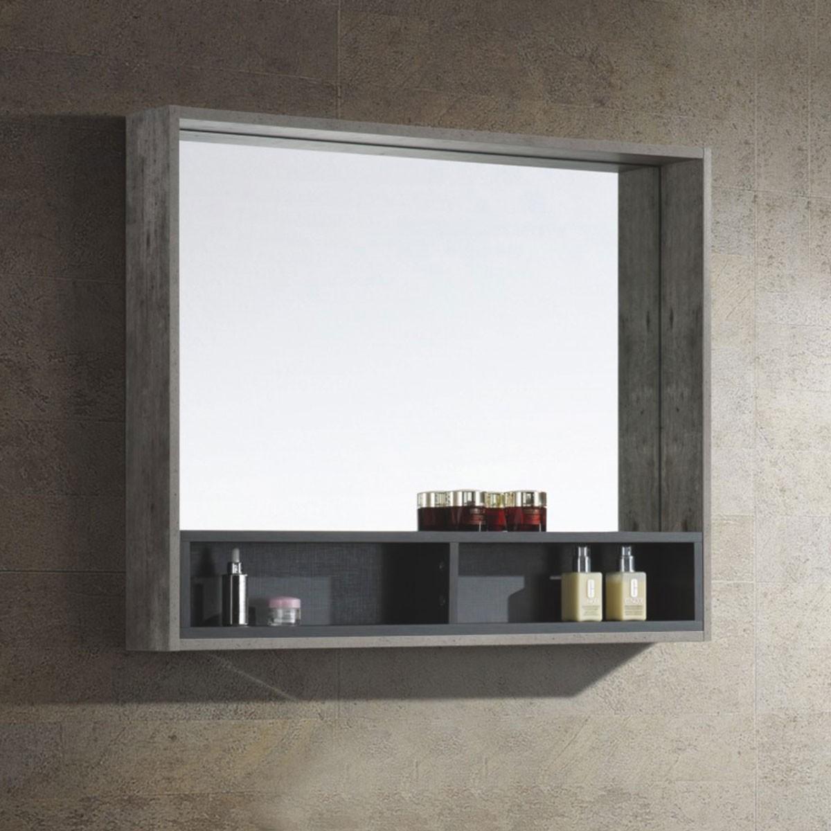 37 x 30 po Armoire-Miroir (HP1001-M)