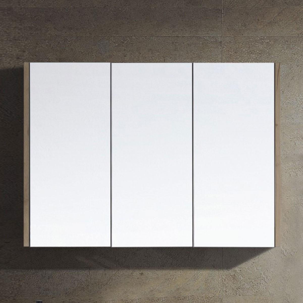 35 x 26 po Armoire-Miroir (TP1002-M)