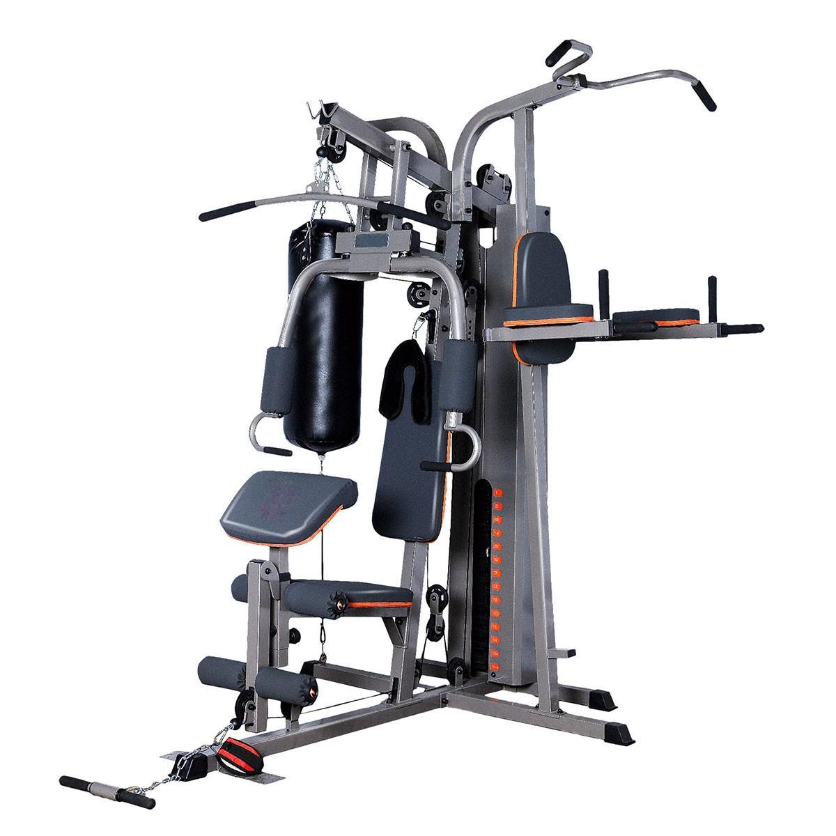 Appareil de Musculation à Domicile de Multi-Fonction pour Multi-utilisateur Simultanément (JX-1300)