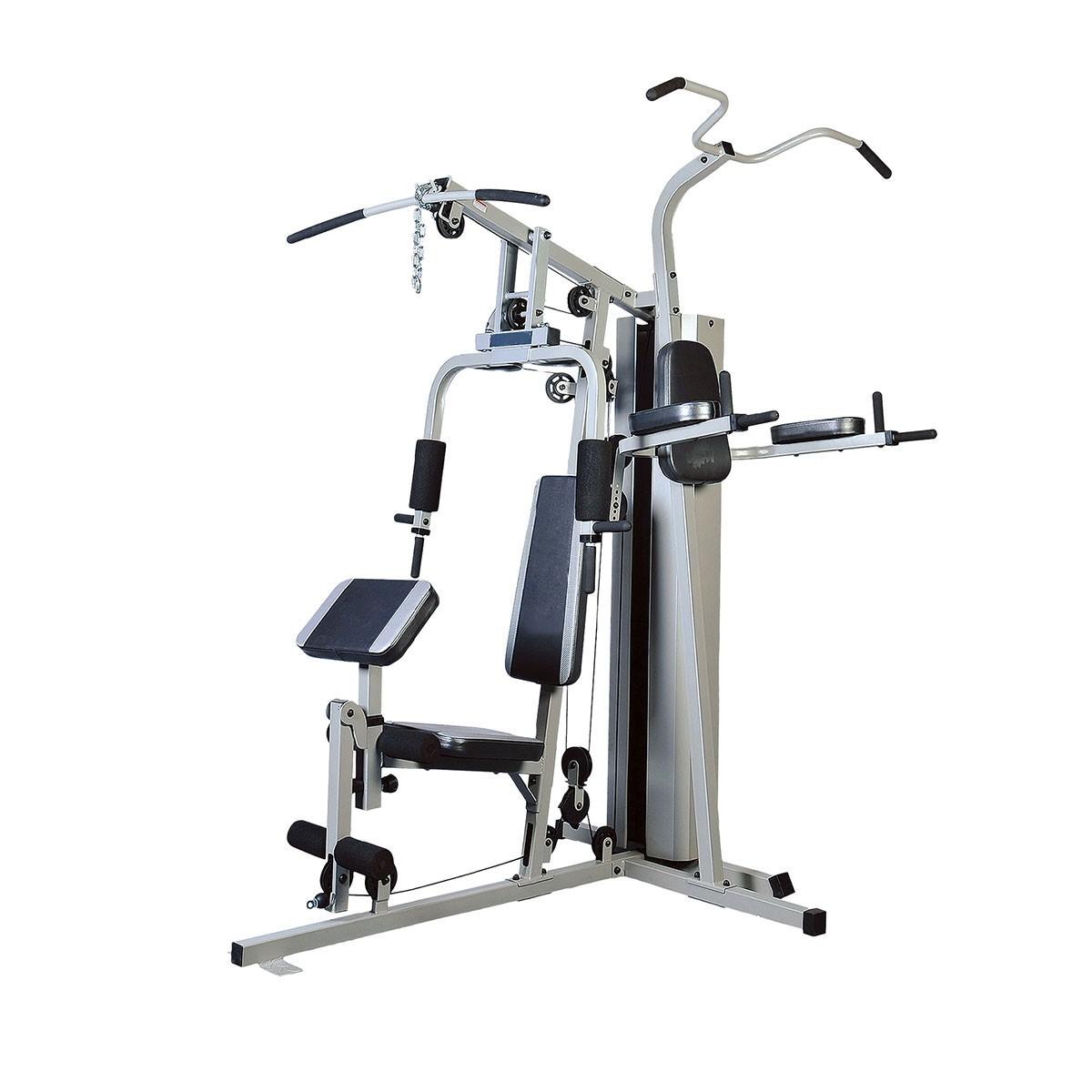 Appareil de Musculation à Domicile de Multi-Fonction pour 2 Utilisateurs Simultanément (JX-1183)