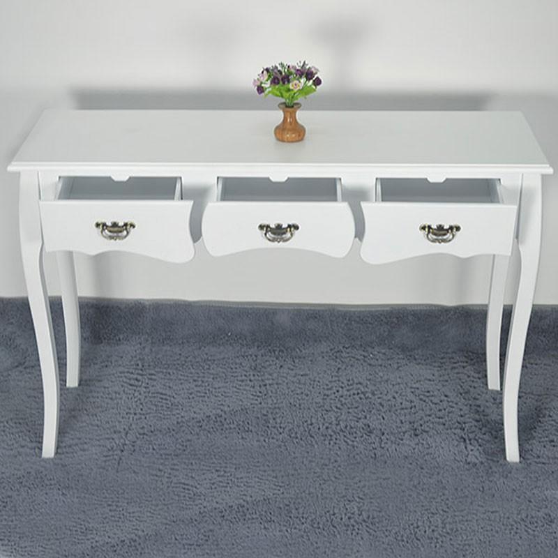 48.0''W Table Console avec 3 Tiroirs (JI3237)