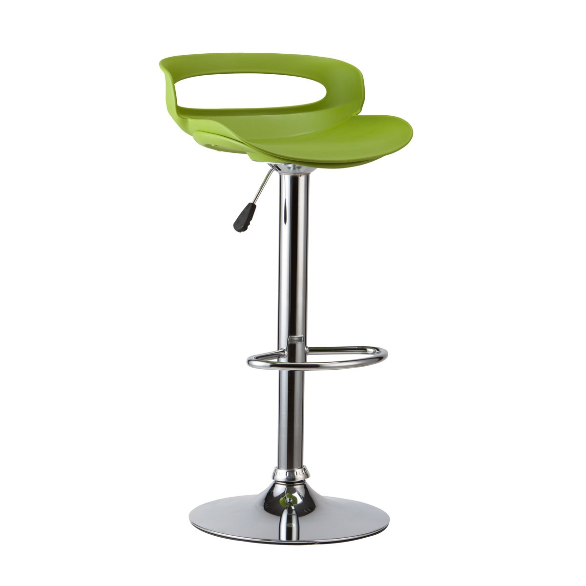 Ensemble de 4 tabourets de bar plastique ymg 8815 1 decoraport canada - Tabouret bar plastique ...
