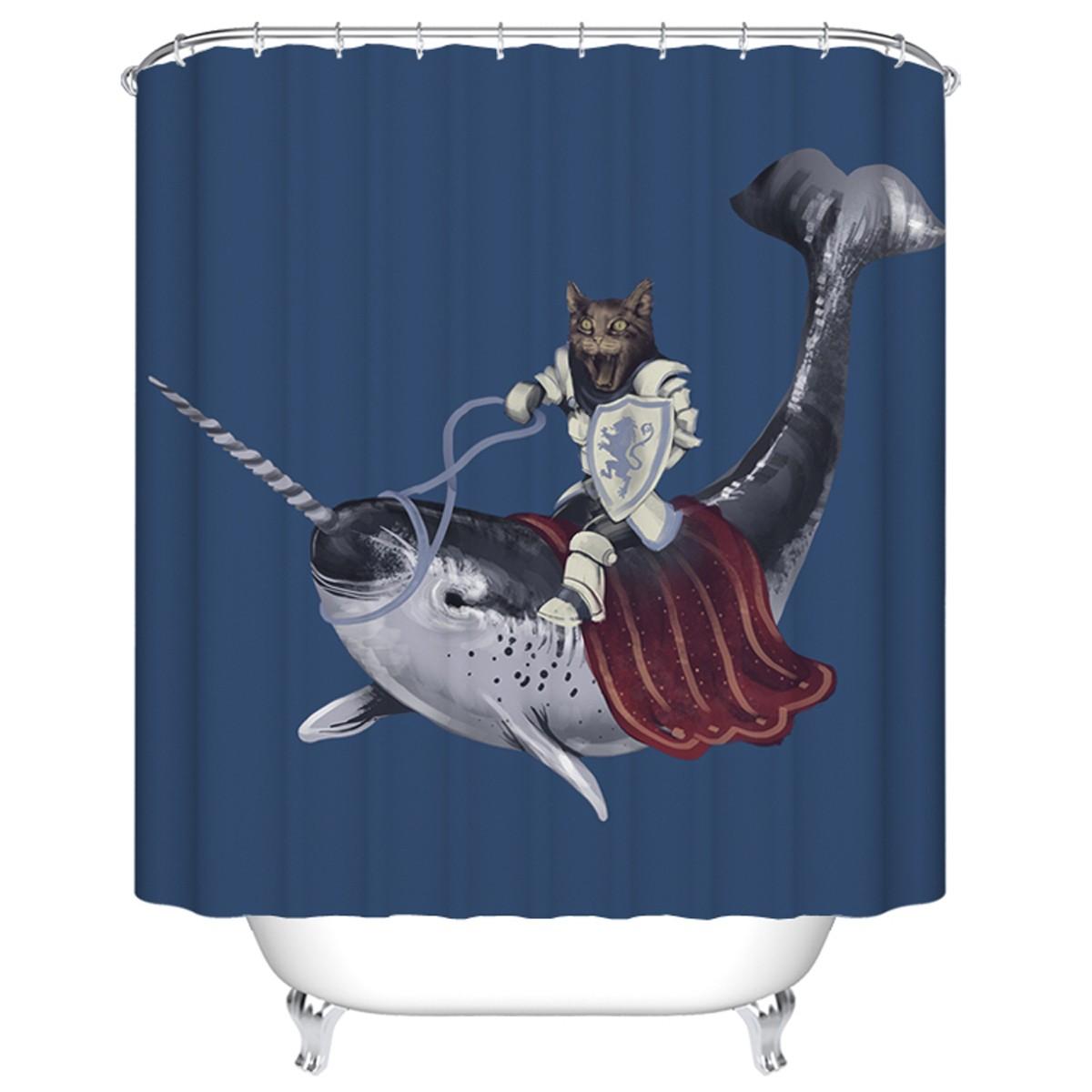 rideau de douche imperm able pour salle de bain 70 l x 72 h dk yt008 decoraport canada. Black Bedroom Furniture Sets. Home Design Ideas
