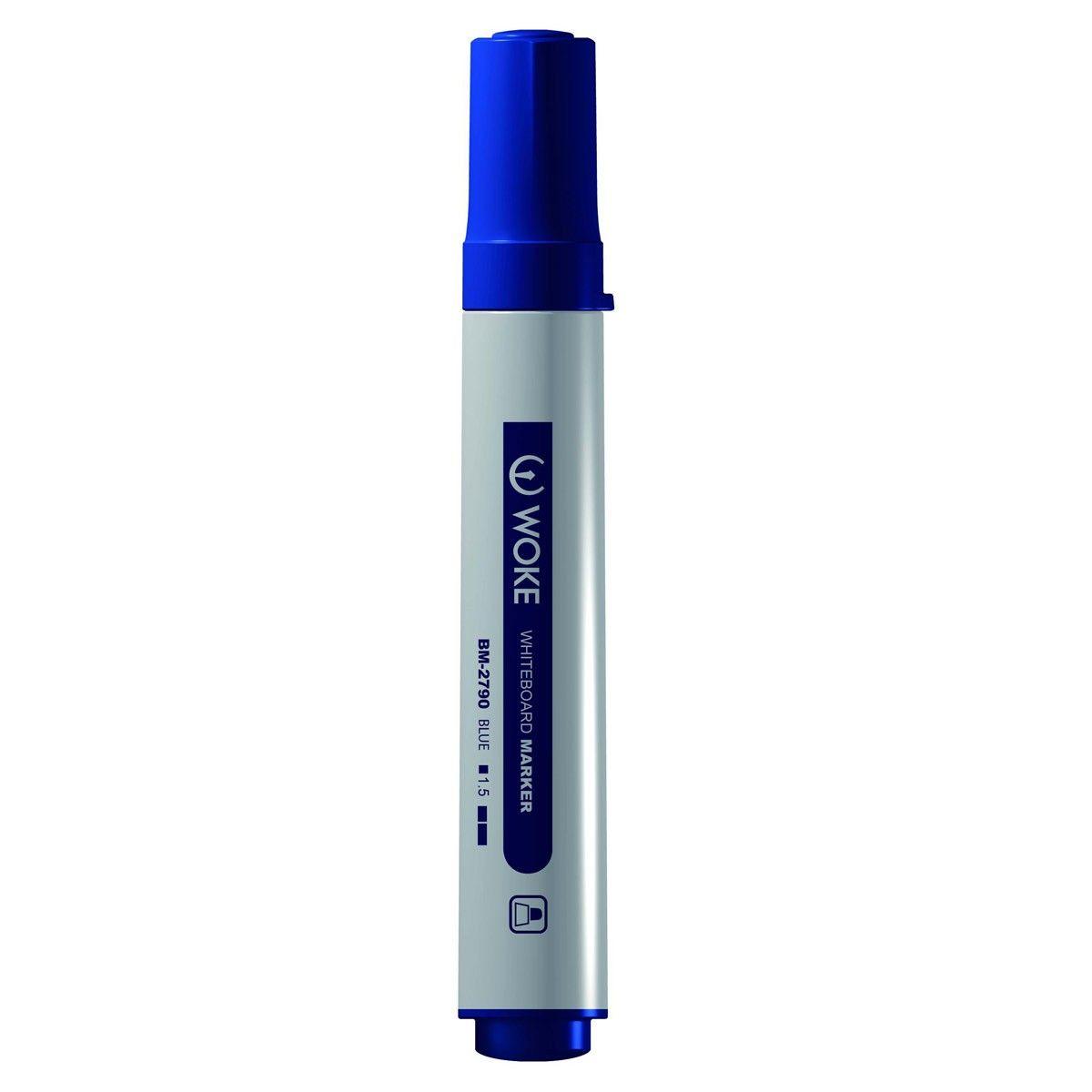 Marqueur Effaçable pour Tableau Blanc, 2mm, 12/paquet (DK-PMW 2790)