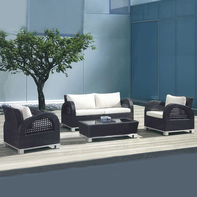 salon de jardin en rotin avec coussin jms 692 decoraport canada. Black Bedroom Furniture Sets. Home Design Ideas
