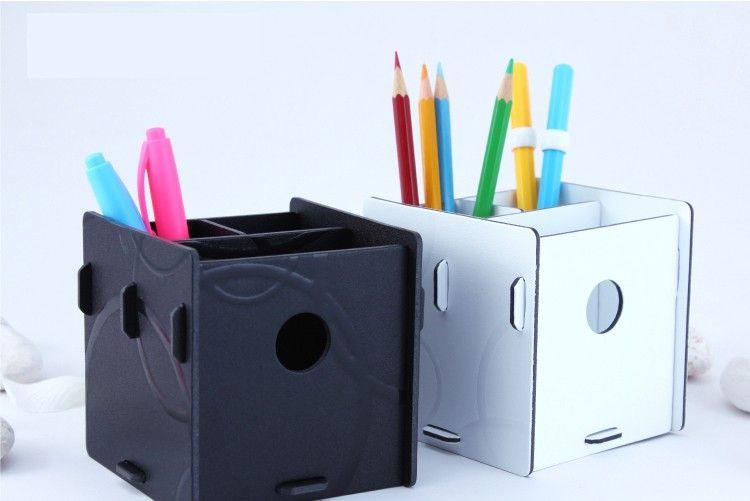 Pot à Crayons Détachable en PP Expansé de Trois Couches (DK-PC-03UD)