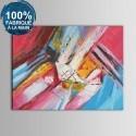 Peinture à l'Huile Abstraite 100% Peinte à la Main sur Canevas (DK-JX-YH016)