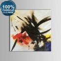 Peinture à l'Huile Abstraite 100% Peinte à la Main sur Canevas (DK-JX-YH08)