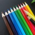 Crayon de Couleur Hexagonal, 3.0mm, 12/Paquet (DK-PP003)