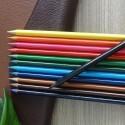Crayon de Couleur Triangulaire, 3.0mm, 12/Paquet (DK-PP007)