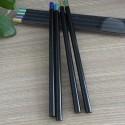 Crayon HB Cylindrique Tête en Métal, 2.0mm, 4/Paquet (DK-PP023)