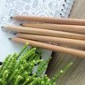 Crayon HB avec Gomme, 4mm, 8/Paquet (DK-PP1711)