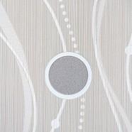 Papier Peint Moderne en Point et Vague (57 sq.ft/Rouleau) (DK-BL07071)