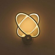 Applique Murale LED Moderne en Fer et Acrylique (DK-W0011)