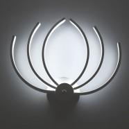Applique Murale LED Moderne en Fer et Acrylique (DK-W0025)