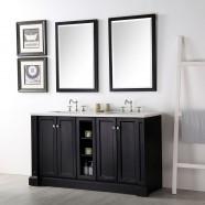 60 po Vanité Salle de Bain Sans Miroir (DK-6360-E)