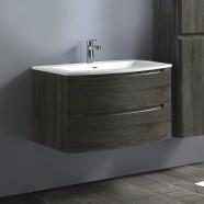 36 po Vanité suspendu au mur avec lavabo (ST-900-V)