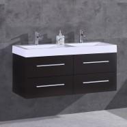 48 po Vanité en contreplaqué avec lavabo (DK-T9018B-V)