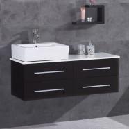 48 po Vanité en contreplaqué avec lavabo (DK-T9009C-V)