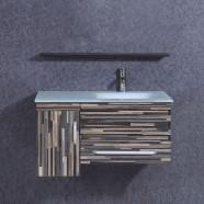 36 po Vanité suspendu au mur avec lavabo (DK-TH9030-V)
