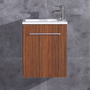 20 po Vanité en contreplaqué avec lavabo (DK-TH21302B-V)