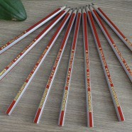 Crayon HB Hexagonal, 2.0mm, 12/Paquet (DK-PP019)