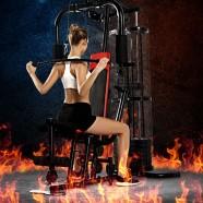 Appareil de Musculation à Domicile de Multi-Fonction pour Un Utilisateur (HG2.1)