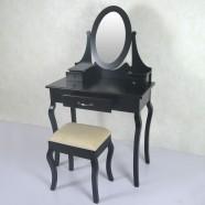 Coiffeuse avec Tabouret et Miroir (JI3305)