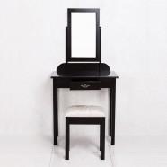 Coiffeuse avec Tabouret et Miroir (JI3138)