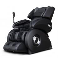 Fauteuil Massage Chauffant et Inclinable à Zéro-gravité - Noir (A06-C)