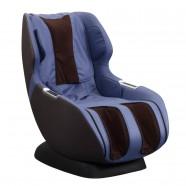 Fauteuil Massage à la Main Mini-Mécanique Bleu avec Coquille Noire (HD-663A)