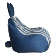 Chaise de Sac d'Haricot en Forme Labin (K16BS01)