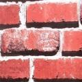 Papier Peint Rustique en Brique Imitation (57 sq.ft/Rouleau) (DK-SE453001)