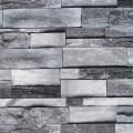 Papier Peint Rustique en Brique Imitation (DK-SE454002)